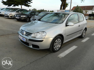 Volkswagen Golf 5 - 1,4 16v