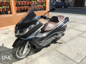 PIAGGIO X10 Executive  350 i.e. ABS/ASR