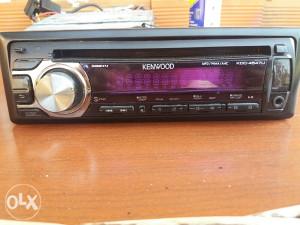 Kenwood mp3 radio