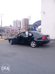 Mercedes C 200 BEZ ZAMJENA !!! Čitaj rubriku Detaljno