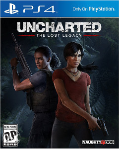 Uncharted: The Lost Legacy (PS4) - www.igre.ba