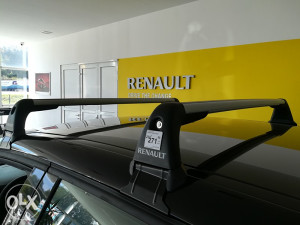 Krovni nosači Renault Captur
