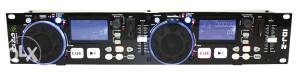 DJ CONTROLLER WITH SCRATCH & DSP IDJ2 USB/SD player