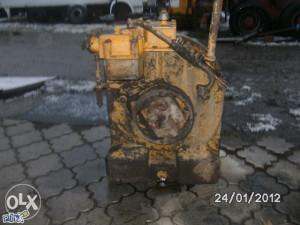Konvektor Buldozera komatsu 50