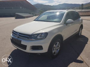 VW/TOUAREG/3.0 TDI V6/4-MOTION/MODEL 2012
