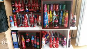 Coca Cola Flasa Flase Limenka Boca Boce Limenke