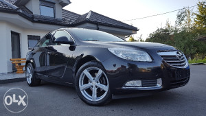 Opel Insignia model 2011 2.0 cdti 81kw