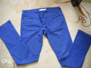 Ženske pantalone - farmerke 1