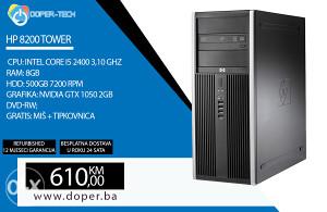 Računar HP 8200; i5 2400 3,10GHz;8GB DDR3
