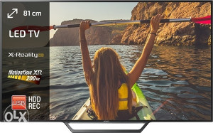 "Sony 32"" LED WiFi Smart TV 32WD600 YouTube 200Hz"