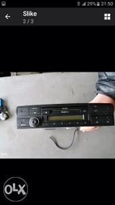 Auto radio Škoda Blues