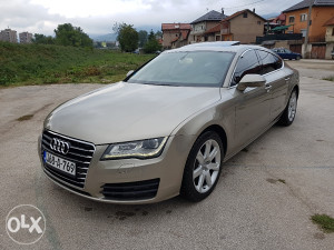 AUDI A7/3.0 TDI/S tronic/led/multimedia/MODEL 2012
