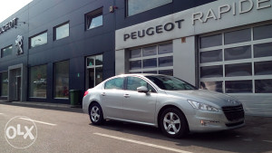 PEUGEOT 508 Business Pack 2,0 HDI 140KS BVM6