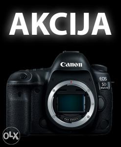 Canon EOS 5D Mark IV - Novo, Najpovoljnije!