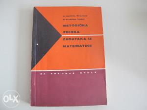 Metodička zbirka zadataka iz matematike