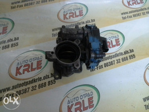 Difuzor klapna gasa Stilo 1.9 JTD 48CPD KRLE 7613