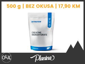 MYPROTEIN Creatine Kreatin Monohidrat 500g Bez okusa