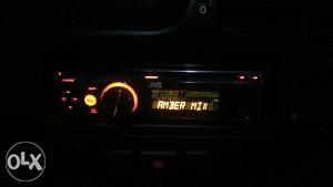Jvc mp3 radio usb aux