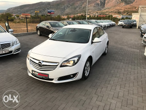 OPEL INSIGNIA 20 cdti NEW MODEL 2014