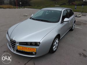 Alfa Romeo 159, 1.9 JTD-m