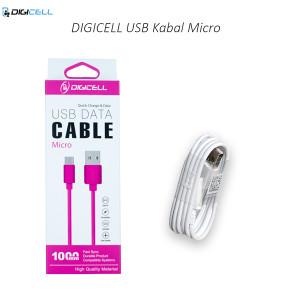 DIGICELL USB Kabal Micro