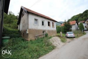 Kuća i zemljište, Raspotočje, Zenica
