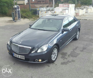 Mercedes E200 2.2 100kw 2010god. TOP STANJE