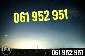 Ultra broj 061 952 951
