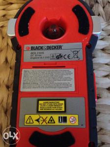 Black&Decker BDL230S Laser za nivelisanje