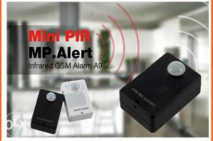 WIRELESS GSM PIR MP.ALERT A9 ALARM