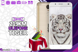 ULEFONE TIGER 2GB/16GB - www.BigBuy.ba