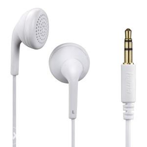 HAMA SMART4MUSIC STEREO EARPHONES, bijele (135671)