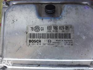 VW Passat 1.9 TDI Elektronika motora kompjuter