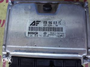 VW Sharan 1,9 TDI Elektronika motora kompjuter