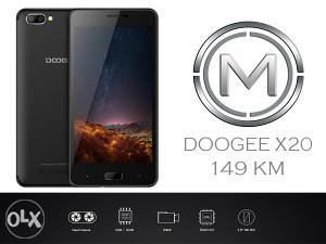 DOOGEE X20 1GB/16GB - www.mobilmania.ba