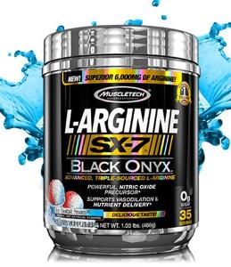 MUSCLETECH L-ARGININE SX-7 BLACK ONYX