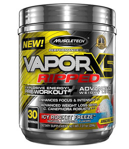 MUSCLETECH VAPORX5 RIPPED