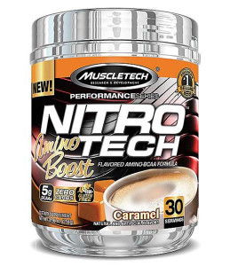 MUSCLETECH NITRO-TECH AMINO BOOST