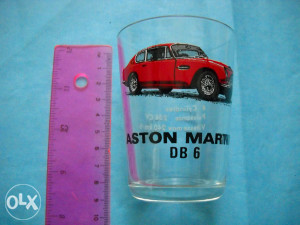 Ukrasna čaša ASTON MARTIN