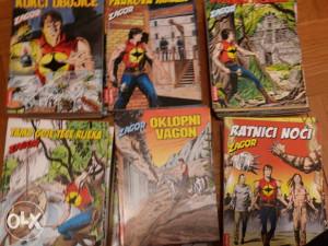 Stripovi zagor redovni