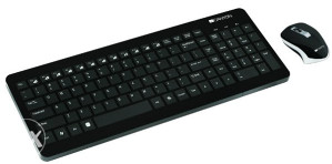 Tastatura i miš wireless set Canyon CNS-HSETW3