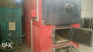 Peć kotao za centralno grijanje TK MC 1200