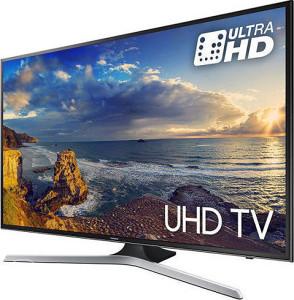 """Samsung 4K 43"""" UltraHD 43MU6122 WiFi Smart TV 43MU6172"""