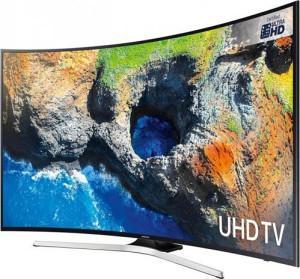 """Samsung 4K 65MU6272 Zakrivljeni UHD 65"""" Smart TV Curved"""