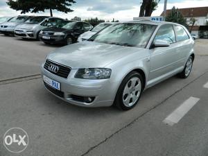 Audi A3 2,0 TDI