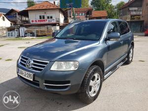VW TOUAREG/2.5 TDI R5/ekstra stanje/MODEL 2005