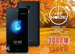 Leagoo Z3c Z3 /4,5inca/512MB/8GB/**AKCIJA**Android 6.0