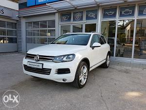 Volkswagen Touareg 3,0 TDI MOTION 2014