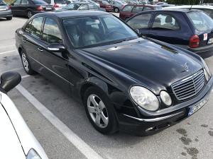 Mercedes w211 Mercedes E 270 E270 e klasa eklasa 280