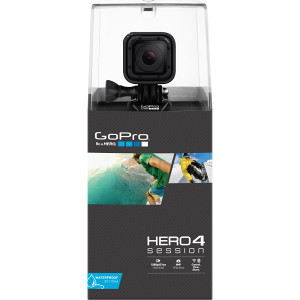 GoPro KAMERA HERO4 SESSION (Hero 4) Go Pro